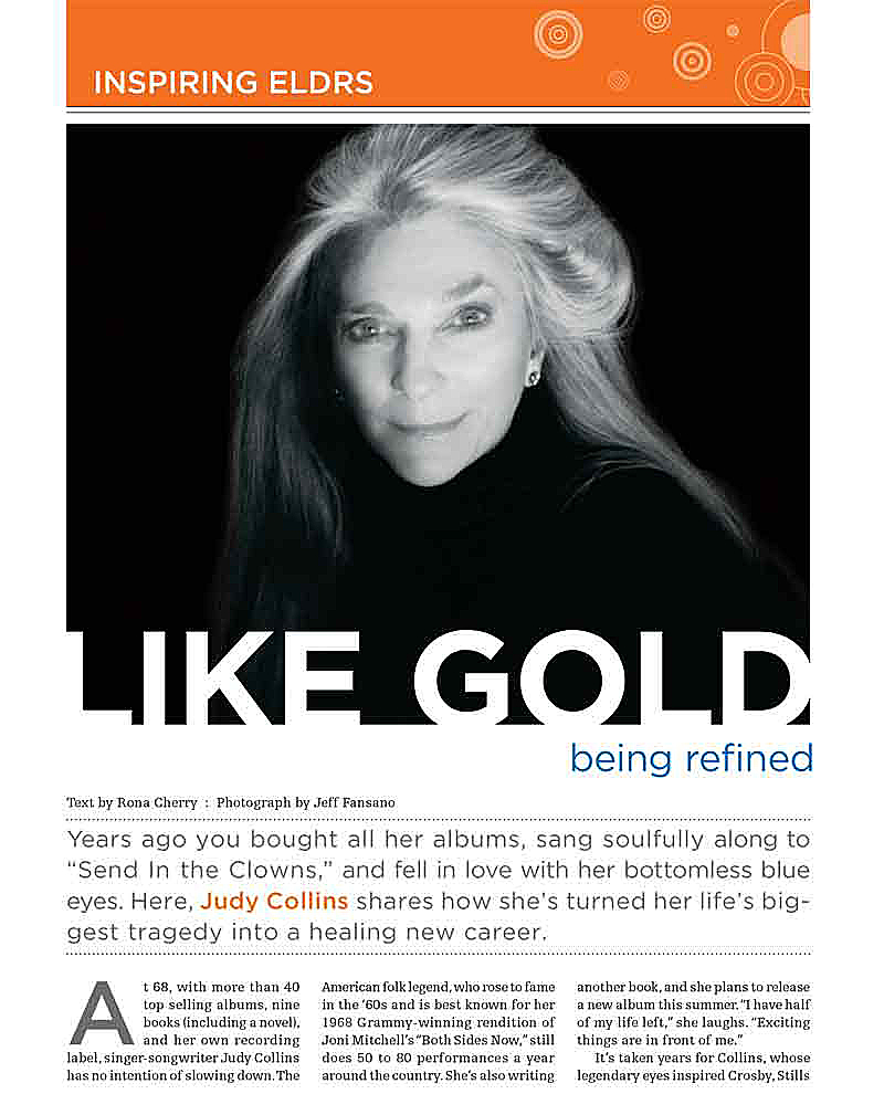 Judy Collins article